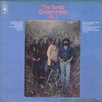 THE BYRDS - The Byrds Greatest Hits Vol 2