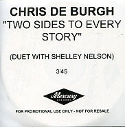 CHRIS DE BURGH - Two Sides To Every Story