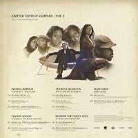 VARIOUS - Soul Searching Limited Edition Sampler - Vol.2