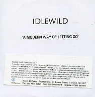 IDLEWILD - A Modern Way of Letting Go