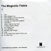 MAGNETIC FIELDS - I
