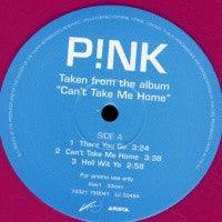 PINK - Taken From The Album 'Can't Take Me Home'.