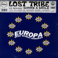 LOST TRIBE - Gimme A Smile / Musika