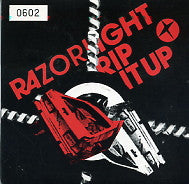 RAZORLIGHT - Rip It Up