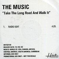 THE MUSIC - Take The Long Road And Walk It