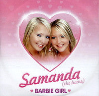 SAMANDA - Barbie Girl