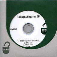 MOTION PICTURES - Potion Mixtures EP