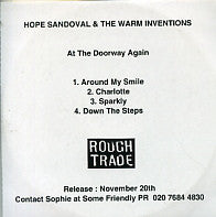 HOPE SANDOVAL AND THE WARM INVENTIONS - At The Doorway Again