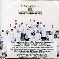 POLYPHONIC SPREE - The Beginning Stages Of