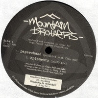 MOUNTAIN BROTHERS - Paperchase (Positive Cash Flow Mix)
