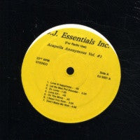 VARIOUS - Acapella Anonymous Vol #1