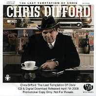 CHRIS DIFFORD - The Last Temptation Of Chris