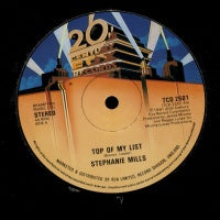 STEPHANIE MILLS - Magic / Top Of my List
