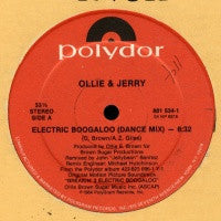 OLLIE & JERRY - Electric Boogaloo