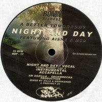 DECKWRECKA - Night And Day / Priceless