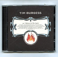 TIM BURGESS - I Believe In The Spirit / Oh My Corazon