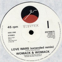 WOMACK & WOMACK - Love Wars / Good Times