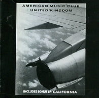 AMERICAN MUSIC CLUB - United Kingdom / California