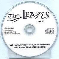 LEAVES - Live EP