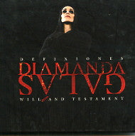 DIAMANDA GALAS  - Defixiones - Will And Testament