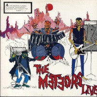 THE METEORS - Live