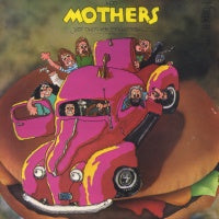 FRANK ZAPPA & THE MOTHERS OF INVENTION - Just Another Band From L.A.