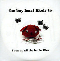 THE BOY LEAST LIKELY TO - I Box Up All The Butterflies