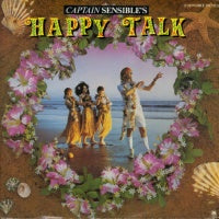 CAPTAIN SENSIBLE - Happy Talk / It/I Can't Stand It