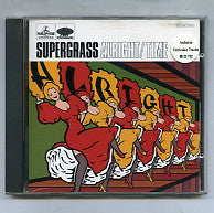 SUPERGRASS - Alright / Time