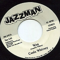 CARLA WHITNEY - War / It's You For Me