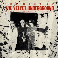 THE VELVET UNDERGROUND - The Best Of The Velvet Underground (Words And Music Of Lou Reed)