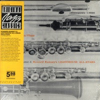 HOWARD RUMSEY'S LIGHTHOUSE ALL-STARS - Volume 4, Oboe / Flute