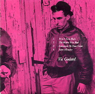 VIC GODARD - Won't Turn Back