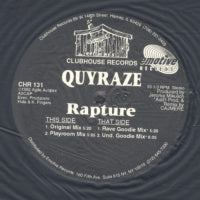 QUYRAZE - Rapture