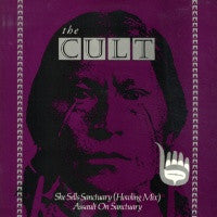 THE CULT - She Sells Sanctuary (Howling Mix) / Assualt On Sanctuary