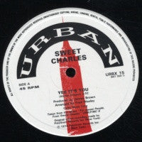 SWEET CHARLES / LYN COLLINS - Yes It's You / Rock Me Again & Again & Again & Again / Think About It