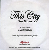 THIS CITY - We Move