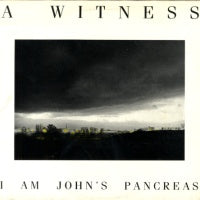 A WITNESS - I Am John's Pancreas