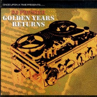 VARIOUS - Once Upon A Time Presents DJ Premier Golden Years Returns