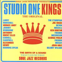 VARIOUS - Studio One Kings