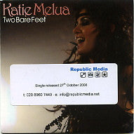 KATIE MELUA - Two Bare Feet