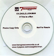 OX.EAGLE.LION.MAN - If This Is A Man