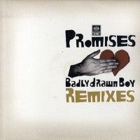 BADLY DRAWN BOY - Promises Remixes