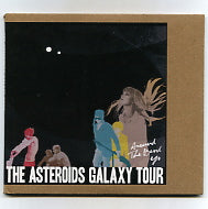 THE ASTEROIDS GALAXY TOUR - Around The Bend EP
