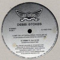 DEBBI STOKES - Get On Up / Hypnotised