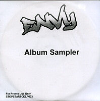 ENVY - Album Sampler