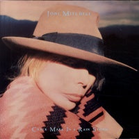 JONI MITCHELL - Chalk Mark In A Rain Storm