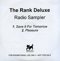 THE RANK DELUXE - Radio Sampler