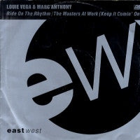 """LITTLE"" LOUIE VEGA & MARC ANTHONY - Ride On The Rhythm"