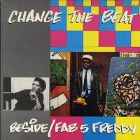 FAB 5 FREDDY / BESIDE - Change The Beat